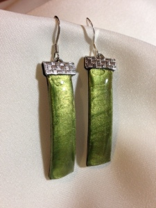 LimeGreenEarrings