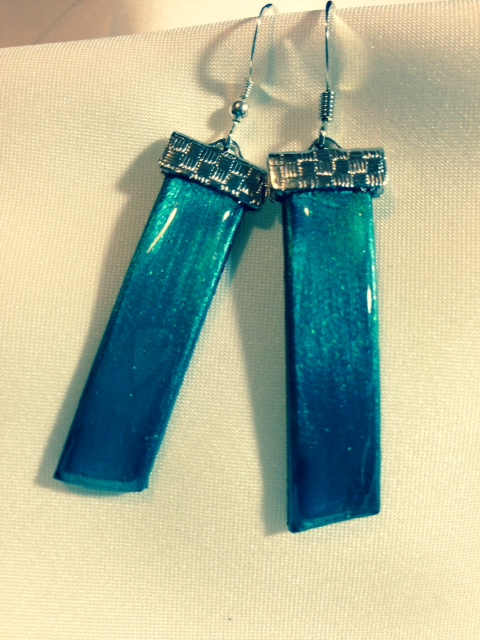 OceanBlueEarrings